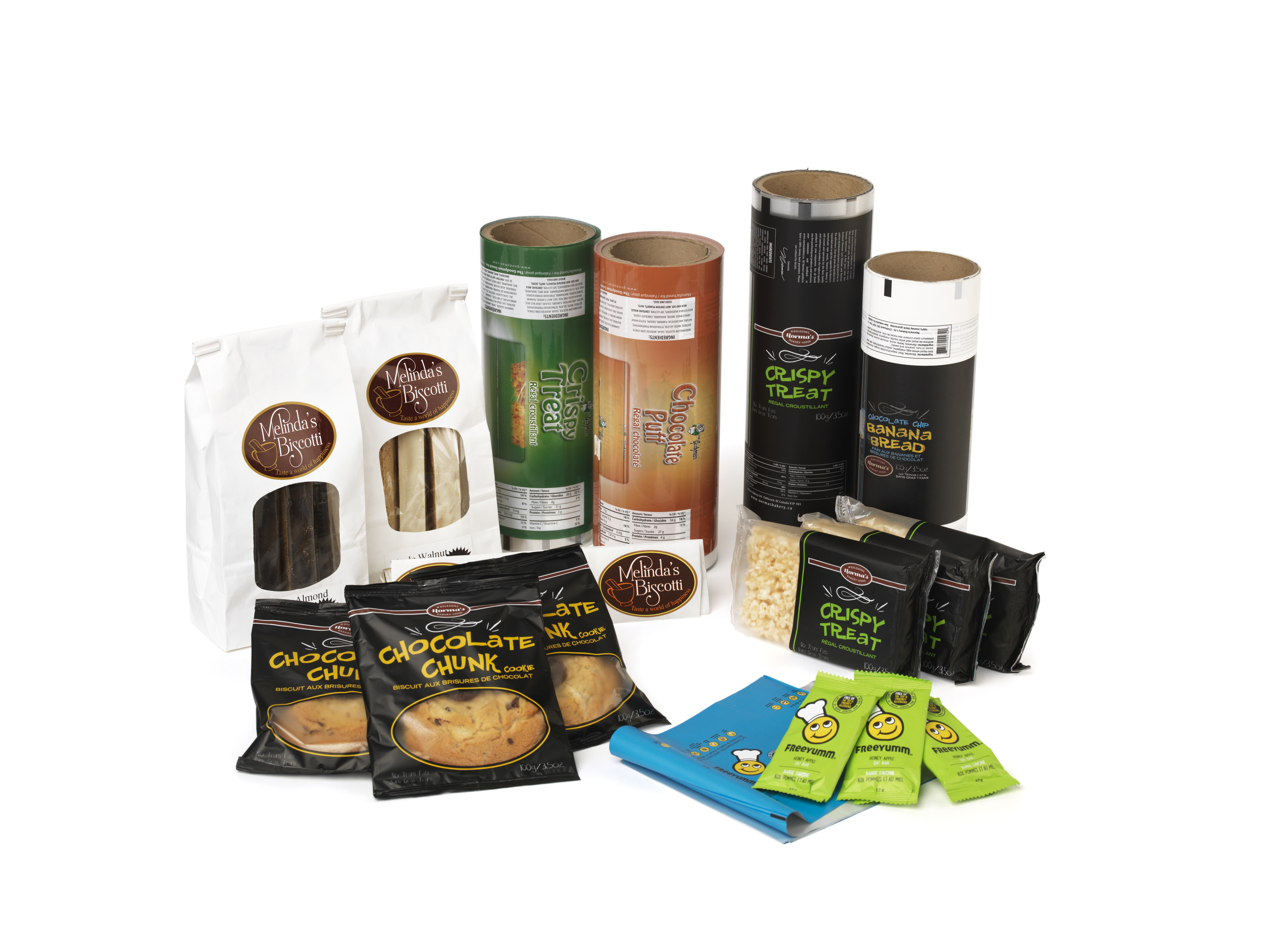 Smithfield Packing Supply Services : Glbc design and manufacture custom flexible packaging