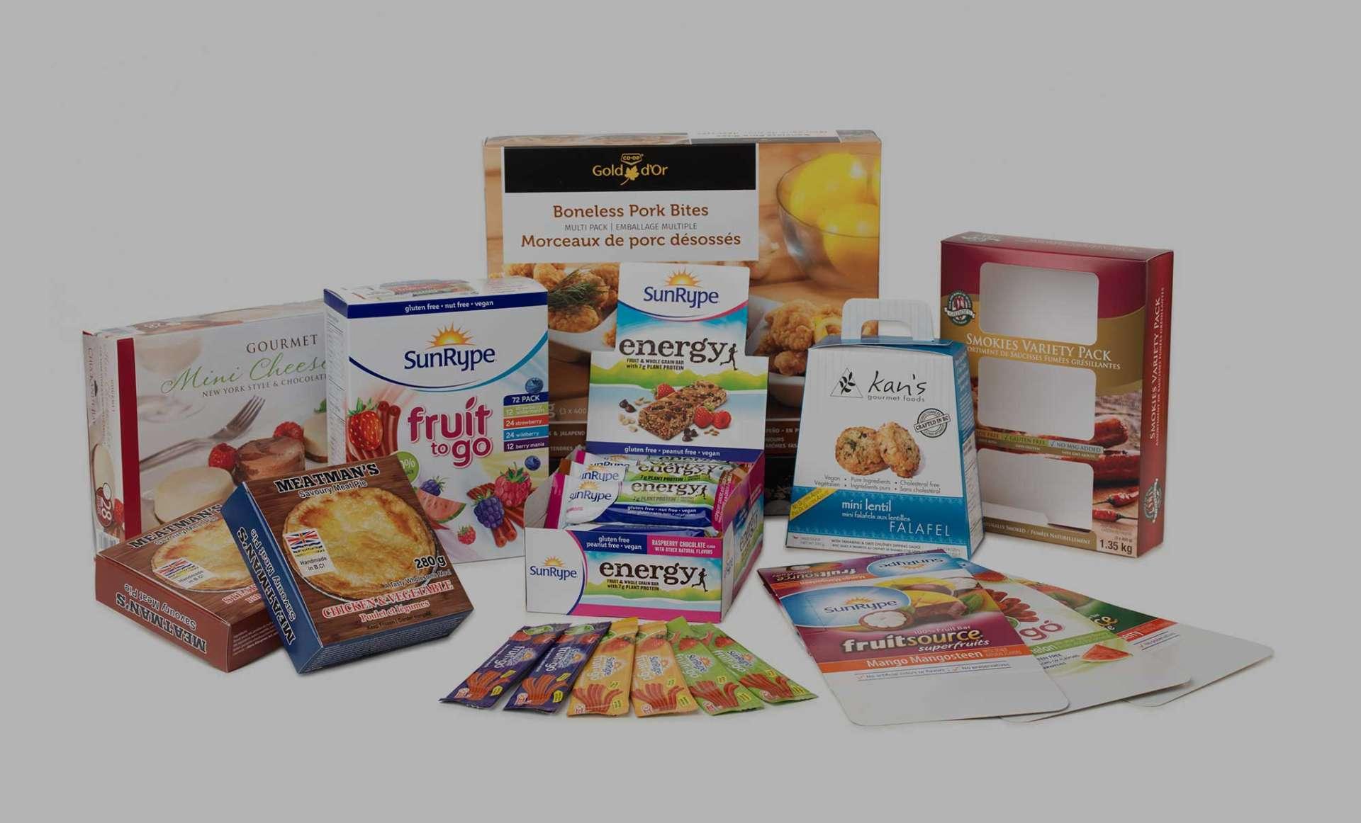 Glbc Custom Folding Carton Packaging Boxes Sleeves