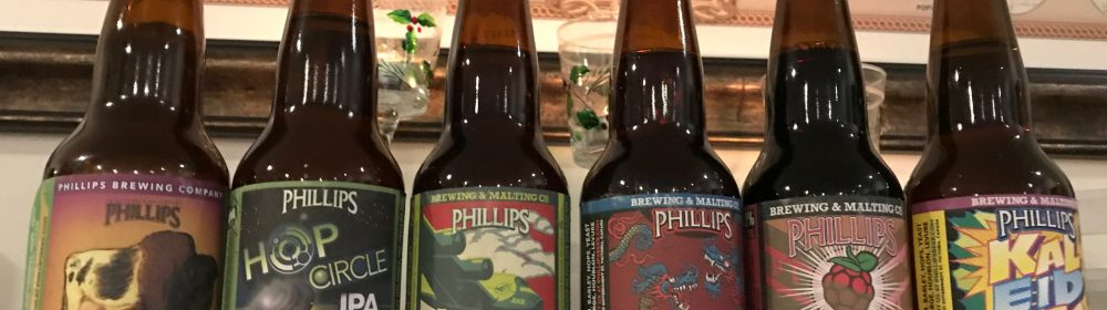 Holiday Packaging: The Phillips Snowcase Calendar Part 3
