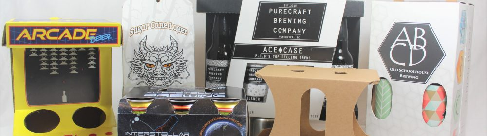 Internal Packaging Design Competition: Craft Beer Edition