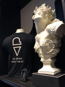 Perverted ice cream t-shirt picture