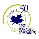 Canada's 50 Best Managed Companies (2009, 2008, 2007, 2006, 2005, 2004, 1999, 1995)