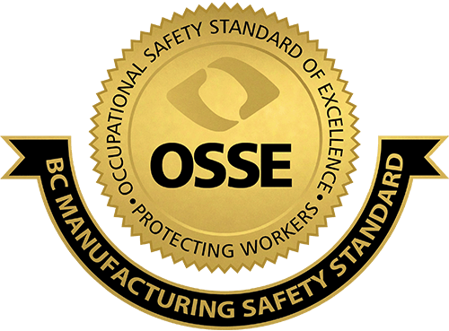 OSSE Certified Since December 2016