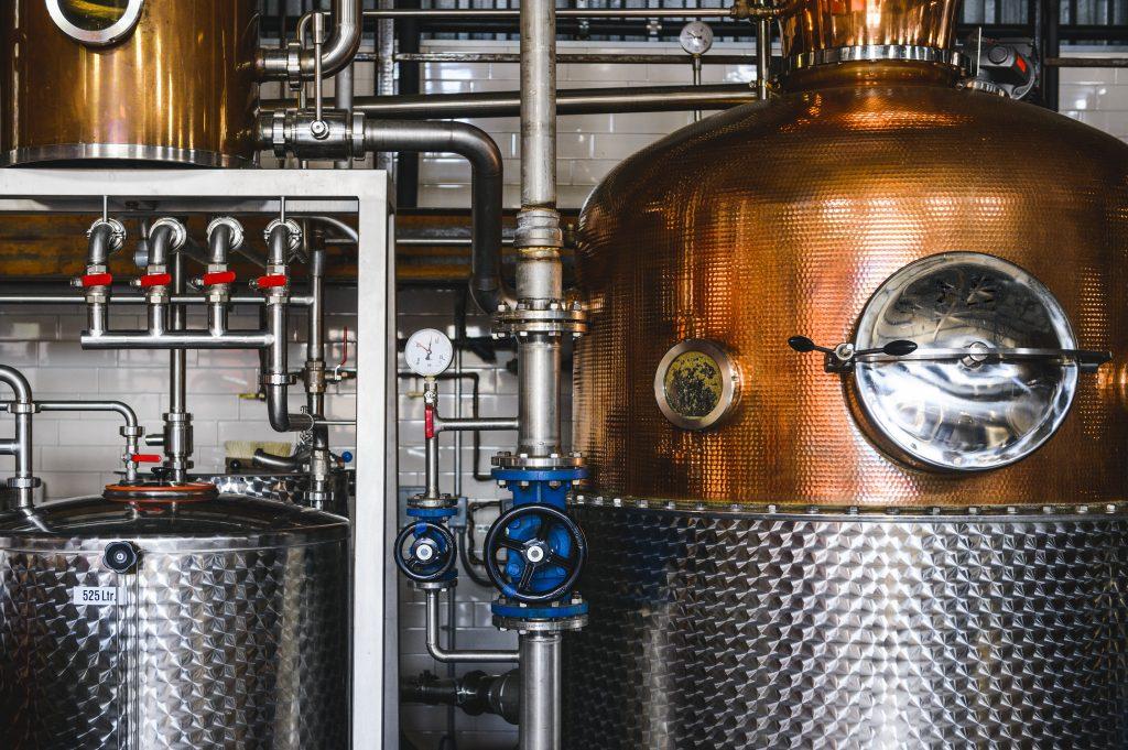 GLBC Distillery