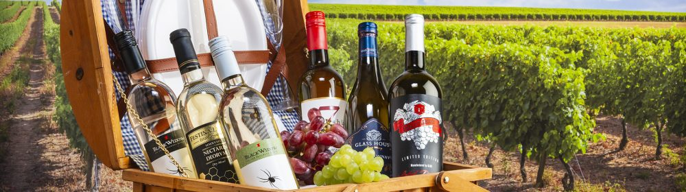 GLBC offers creative wine packaging from labels to retail shelves to tasting!