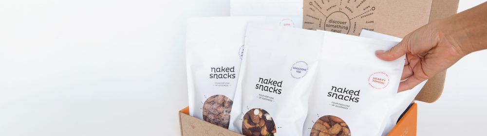Naked Snacks: Solving the Snack Problem, One Box at a Time