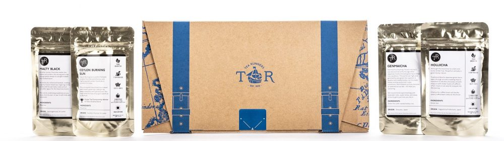 Tea Runners: Sending Tea Lovers Care Packages Each Month