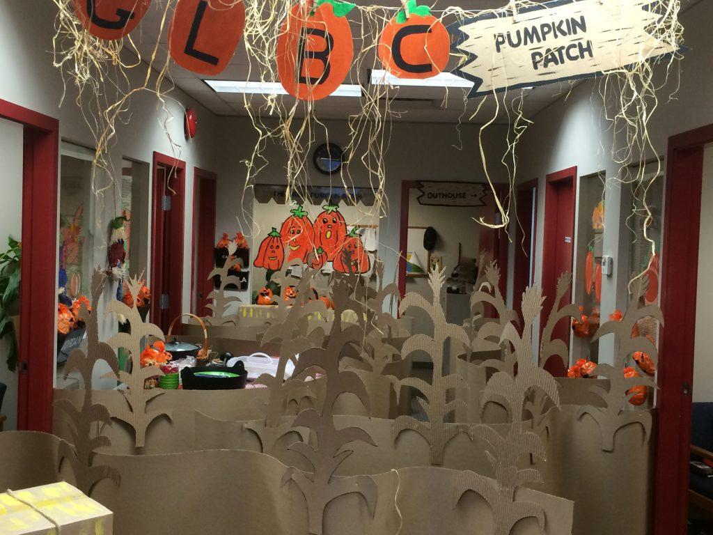 GLBC Halloween - GLBC Pumpkin Patch