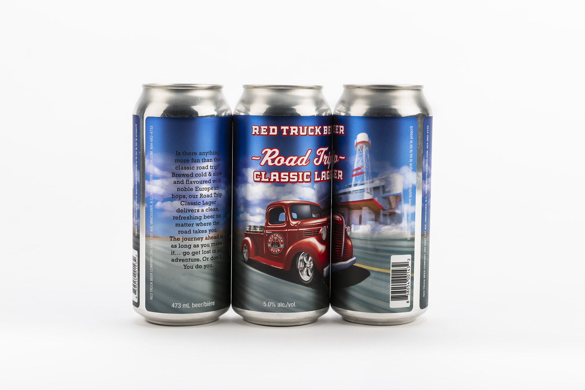 Red Truck Lager
