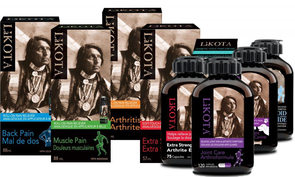 Lakota Products - Group Shot