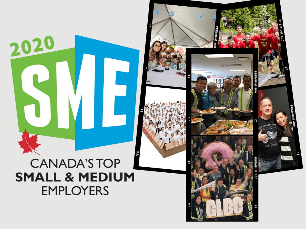GLBC - Canada's Top SME 2020
