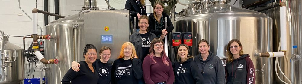 Container Brewing's Women's Day Brew: Highlighting the Craft Beer Industry's Talented Women