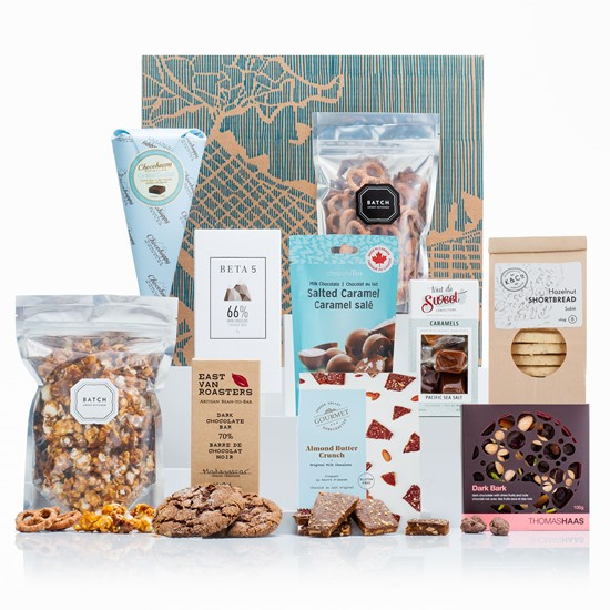 Saul Good Gift Co – Fancy Full Gift Box