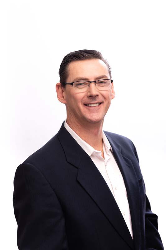 Mark de Beer, Vice President of Finance
