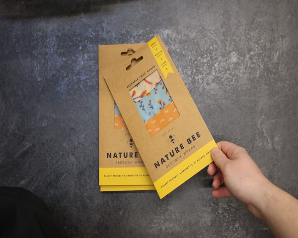Nature Bee Beeswax Wraps