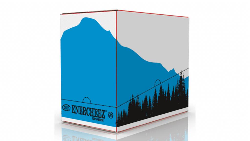 Mountain Munchies - Custom Regular Slotted Container
