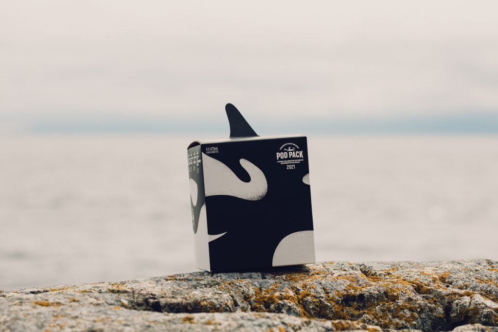 Case Study - Vancouver Island Brewing Co. Pod Pack