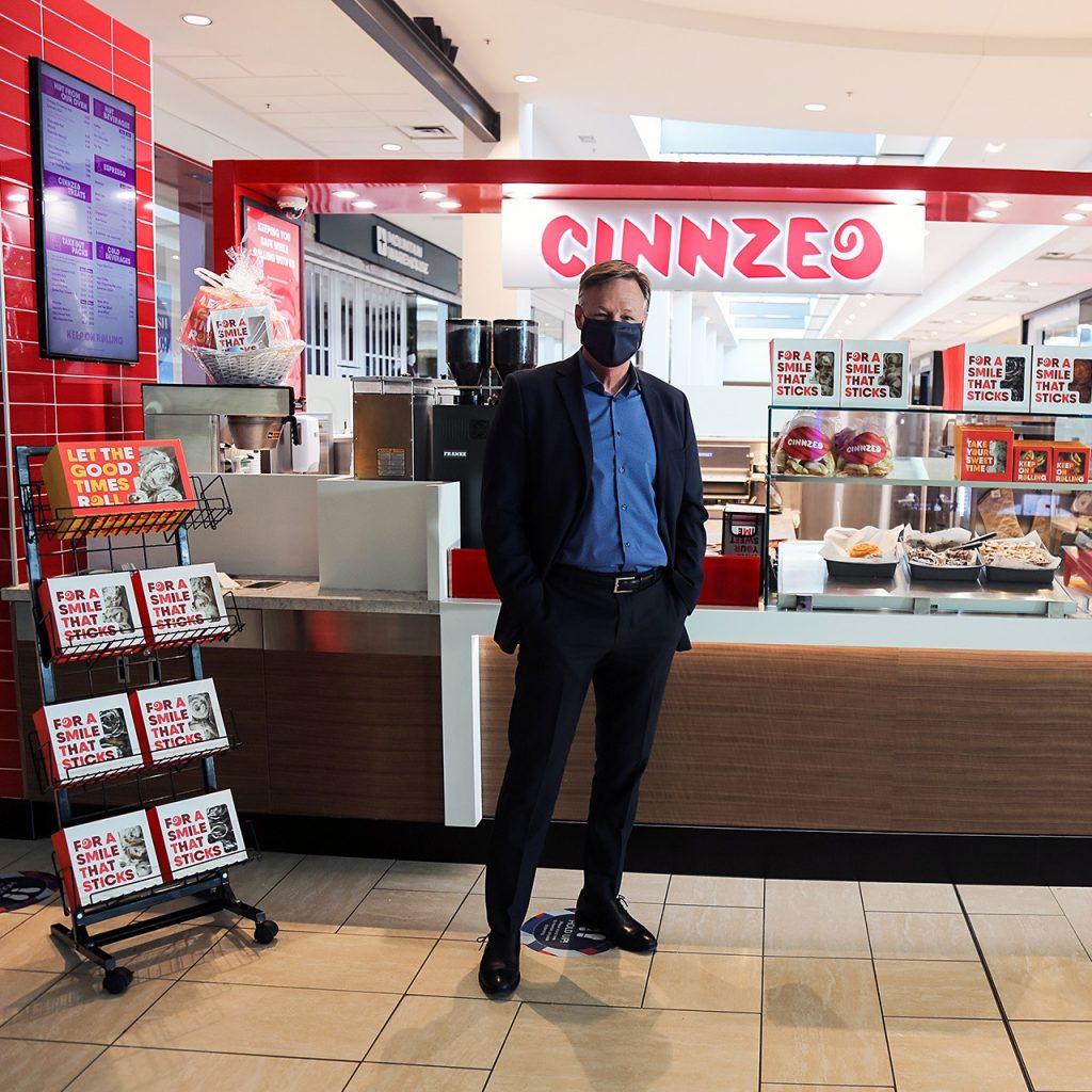 "Cinnzeo Bakery Café: A Rebrand that Inspires ""Smiles that Stick"" - CEO Brad Turner"