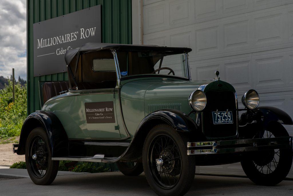 Okanagan Cidery with Rich History Millionaires' Row Cider
