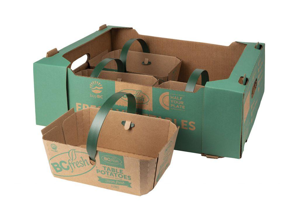 Box Manufacturing Olympics - BC Fresh